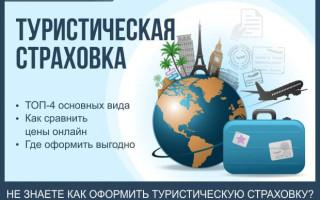 Туристическое страхование — пошаговая инструкция как купить туристическую страховку онлайн + обзор ТОП-5 компаний по предоставлению выгодных страховых услуг
