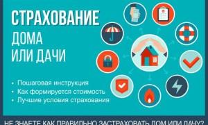 Страхование загородного дома или дачи — пошаговая инструкция для новичков + обзор ТОП-5 компаний по предоставлению страховых услуг