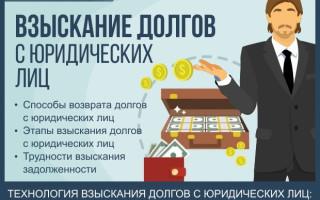 Взыскание долгов с юридических лиц — 5 основных этапов возврата долгов + обзор ТОП-3 компаний по предоставлению услуг по взысканию задолженности