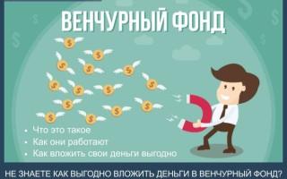 Что такое венчурный фонд — 5 этапов венчурного бизнеса + обзор ТОП-7 лучших венчурных фондов