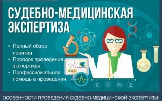 Судебная медицинская экспертиза — порядок и правила проведения судмедэкспертизы + профессиональная помощь в проведении экспертизы