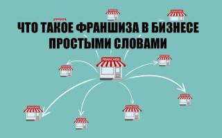 Что такое франшиза простыми словами — как найти, выбрать и купить франшизу, плюсы и минусы франчайзинга