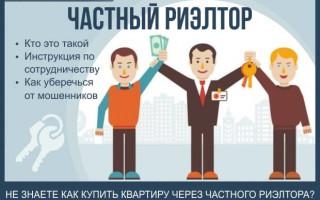 Частный риэлтор — пошаговая инструкция как купить квартиру через частного риэлтора + обзор ТОП-5 частных риэлторов в Москве