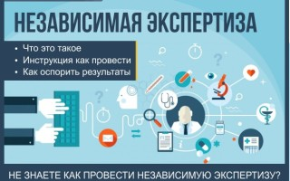 Независимая экспертиза — пошаговая инструкция по проведению независимой экспертизы + обзор ТОП-3 оценочных компаний