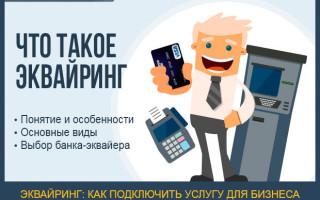 Что такое эквайринг — полный обзор понятия простыми словами + 7 практических советов по выбору банка для подключения услуги эквайринга