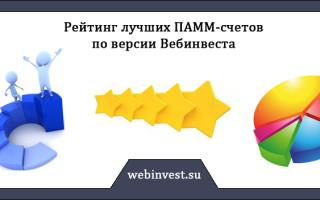 Инвестирование в ПАММ-счета — что это, можно ли заработать, рейтинг ТОП-5 ПАММ брокеров