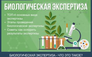 Биологическая экспертиза — 7 основных этапов проведения судебно-биологической экспертизы + советы эксперта по обжалованию результатов экспертизы