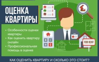 Оценка квартиры — пошаговая инструкция как оценить квартиру в режиме онлайн + обзор ТОП-3 оценочных компаний с выгодными условиями сотрудничества