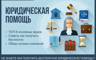 Юридическая помощь — 3 практических совета как получить бесплатную юридическую помощь онлайн + обзор ТОП-5 компаний по предоставлению юридических услуг