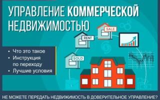 Что такое доверительное управление коммерческой и жилой недвижимостью — пошаговая инструкция как передать недвижимость в доверительное управление + обзор ТОП-5 компаний по предоставлению услуг