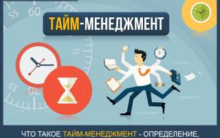 Тайм-менеджмент — 7 главных принципов по управлению временем + обзор книг, курсов и тренингов, а также реальные примеры из жизни (мой опыт)
