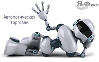 Автоматическая торговля на рынке Форекс — что это и как начать?
