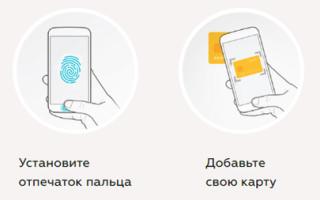 Как можно платить телефоном вместо карты?